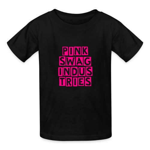 THE INDUSTRY TEE - Kids' T-Shirt