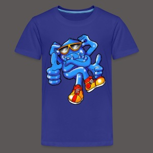 SAM SPIDER - Kids' Premium T-Shirt