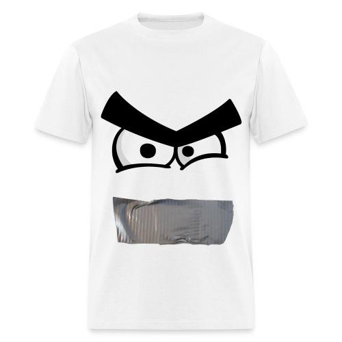 no talkin  - Men's T-Shirt