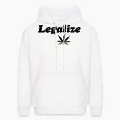LEGALIZE MARIJUANA Hoodies