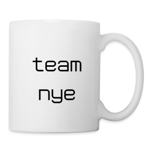 team nye coffee mug - Coffee/Tea Mug