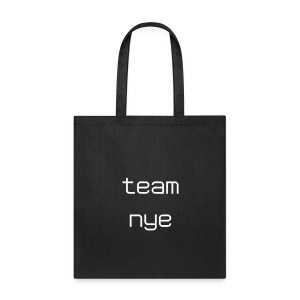 team nye tote bag - Tote Bag