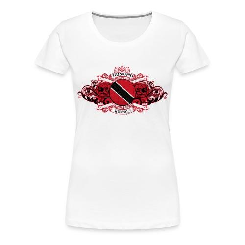 trinilove - Women's Premium T-Shirt