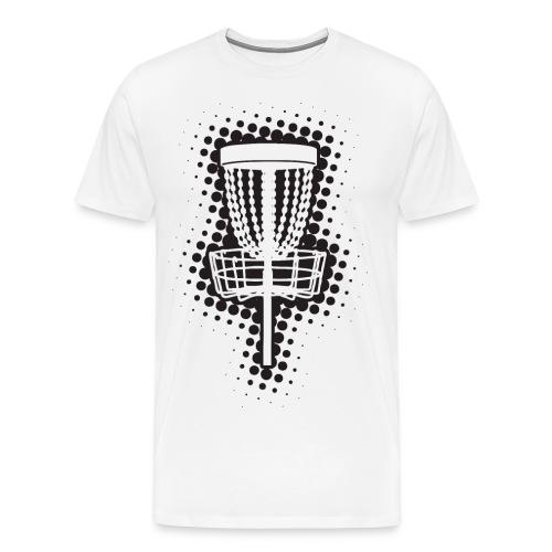 Basket Burst - Men's Premium T-Shirt