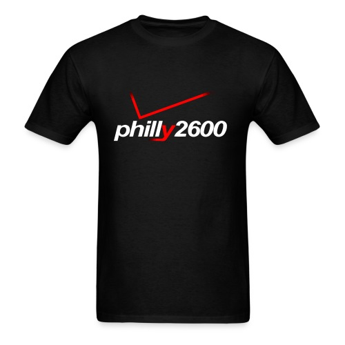 Philly2600 Retro Shirt - Men's T-Shirt