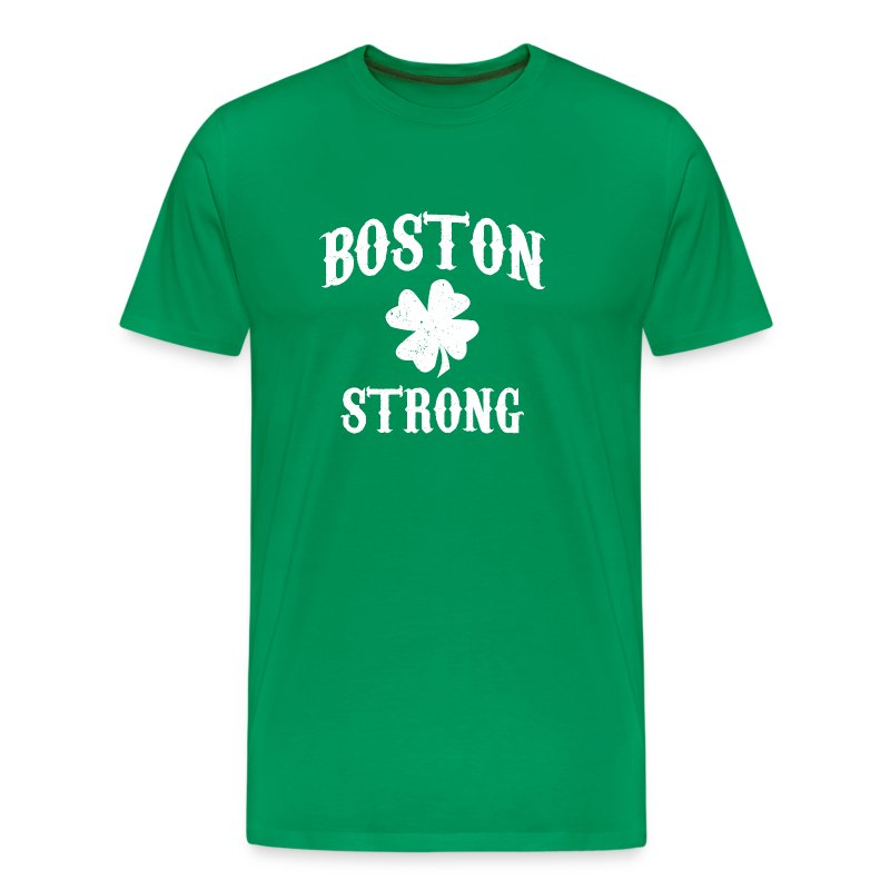 Boston strong t shirt spreadshirt for Boston strong marathon t shirts
