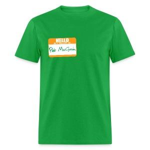 Pat McGroin - Men's T-Shirt