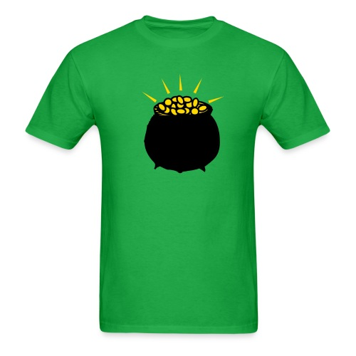Pot O' Gold - Men's T-Shirt