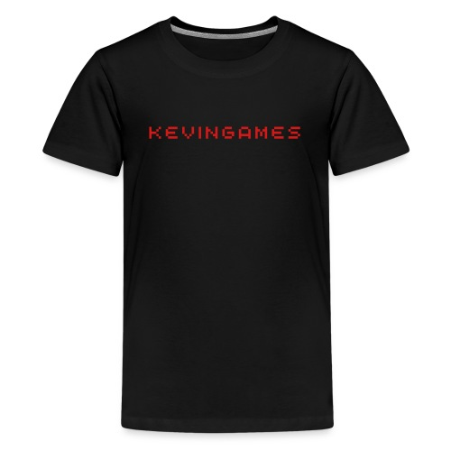 KevinGame5 in Color (Kids) - Kids' Premium T-Shirt