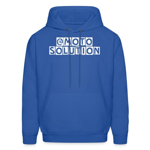 moto solution hoody - Men's Hoodie