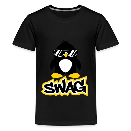 Penguin Swag - Kids' Premium T-Shirt