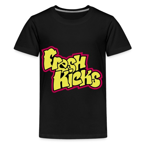Fresh Kicks - Kids' Premium T-Shirt