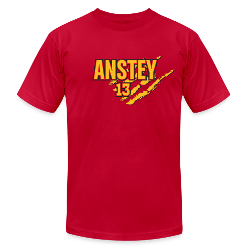 Chris Anstey claws - Men's Fine Jersey T-Shirt