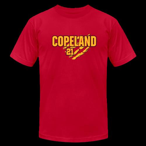 Lanard Copeland claws - Men's Fine Jersey T-Shirt