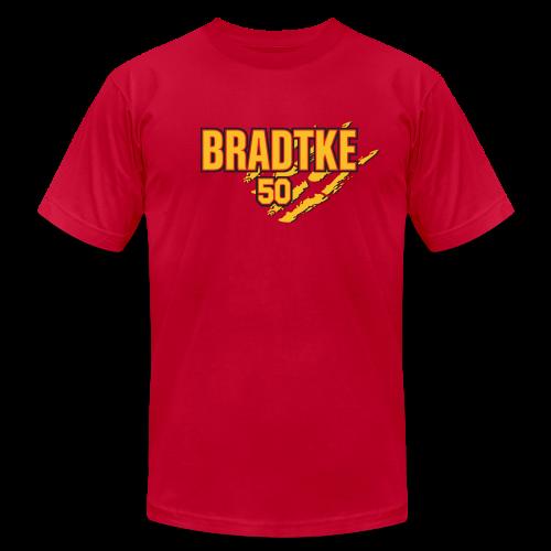 Mark Bradtke claws - Men's Fine Jersey T-Shirt