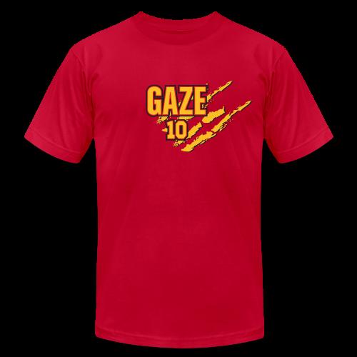 Andrew Gaze claws - Men's Fine Jersey T-Shirt