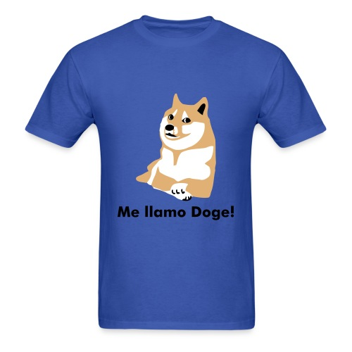 Doge meme tee - Men's T-Shirt