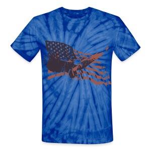 US Tye Dye tee - Unisex Tie Dye T-Shirt