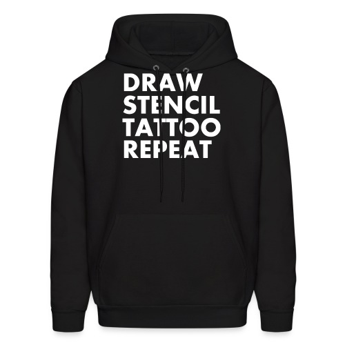 Tattoo Artists Hoodie - Men's Hoodie