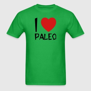 I Love Paleo T-Shirts - Men's T-Shirt
