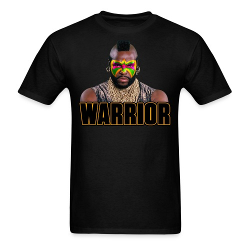 WARRIOR T - Men's T-Shirt