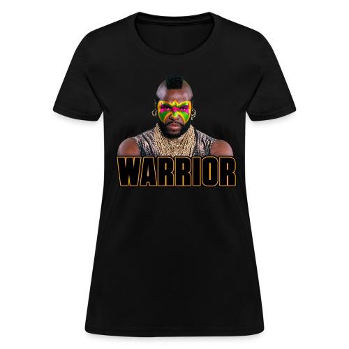 WARRIOR T - Women's T-Shirt