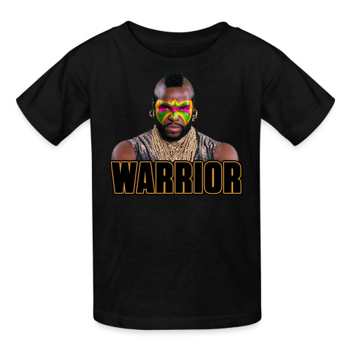 WARRIOR T - Kids' T-Shirt
