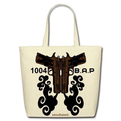 1004 B.A.P  - Eco-Friendly Cotton Tote