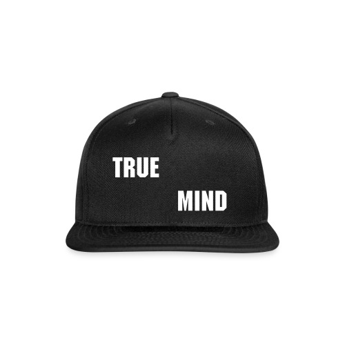 True Mind Compton x Tucson Snapback - Snap-back Baseball Cap