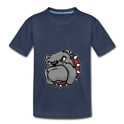 Bulldog2 - Kids' Premium T-Shirt