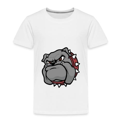 Bulldog2 - Toddler Premium T-Shirt