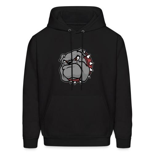 Bulldog2 - Men's Hoodie