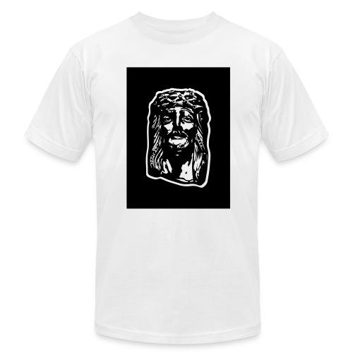 YGR Box Logo - Men's Fine Jersey T-Shirt