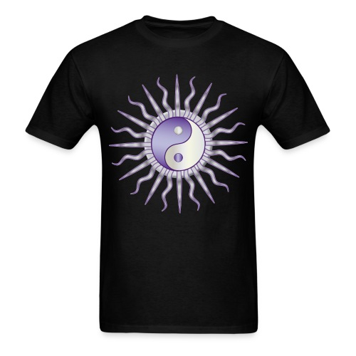 Explode your light  - Men's T-Shirt