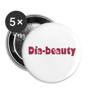 Dia-Beauty - Large Buttons
