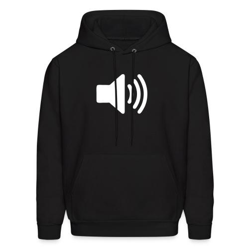 Male Loud Volume Shirt! - Men's Hoodie
