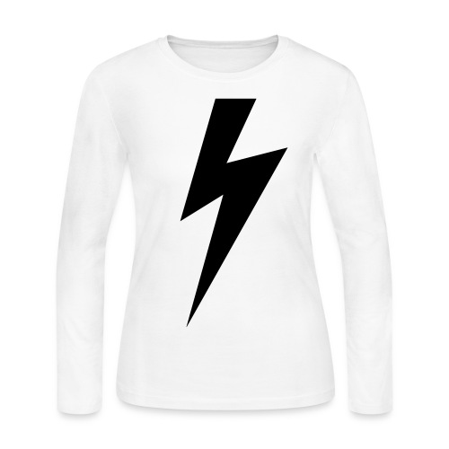Female LongSleeve Shockin Shirt! - Women's Long Sleeve Jersey T-Shirt
