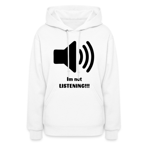 Full volume womans jumper. - Women's Hoodie