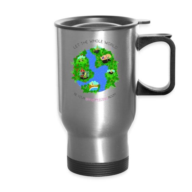 Mama Garcia Toddler Travel Mug