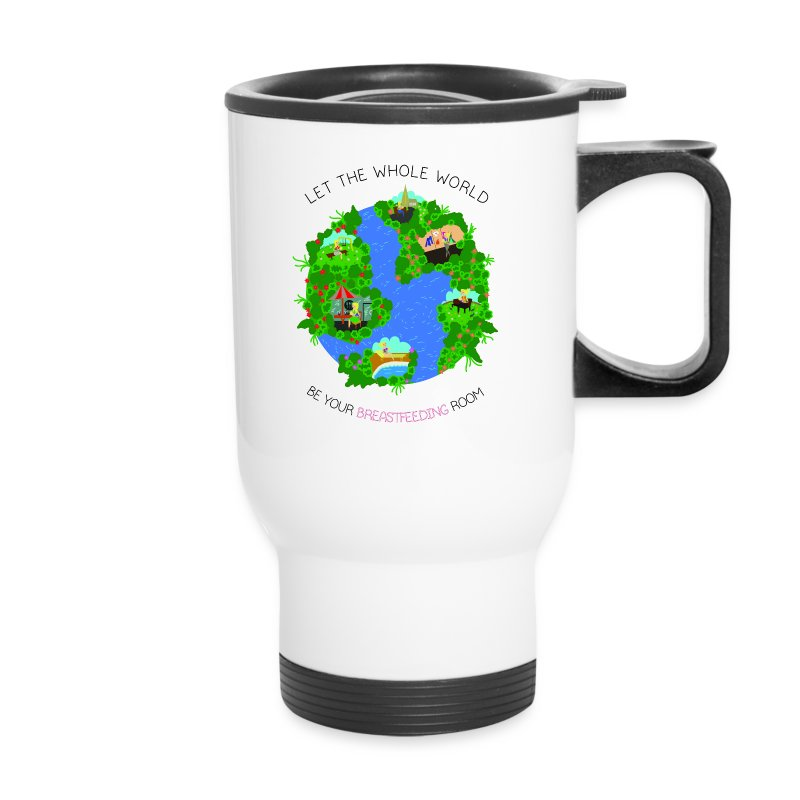 Mama Garcia Toddler Travel Mug - Travel Mug