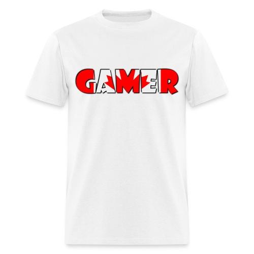 Canada Gamer - Men's T-Shirt