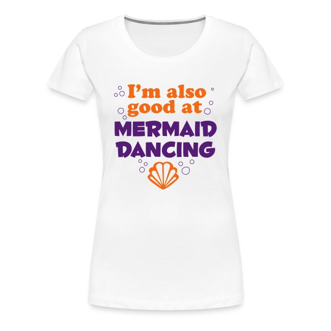 Mermaid Dancing