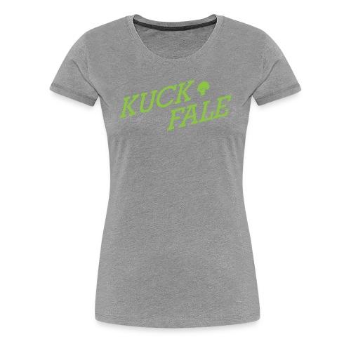 Kuck Fale T-Shirt - Women's Premium T-Shirt