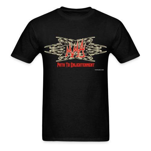 MMA - Path To Enlightenment - Men's T-Shirt