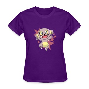 BUTTFACE McFARTSALOT (chicks) - Women's T-Shirt