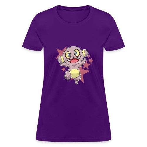 BUTTFACE McFARTSALOT (chicks) - Women's T-Shirt