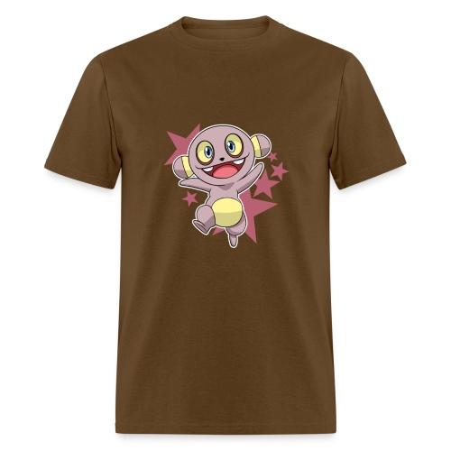 BUTTFACE McFARTSALOT (dudes) - Men's T-Shirt
