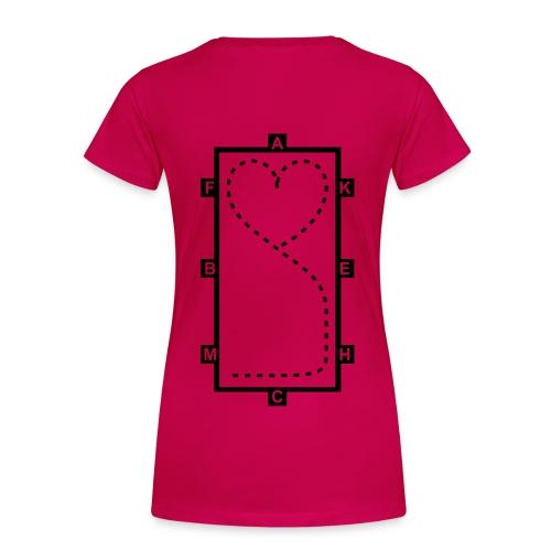 womans tee - Women's Premium T-Shirt