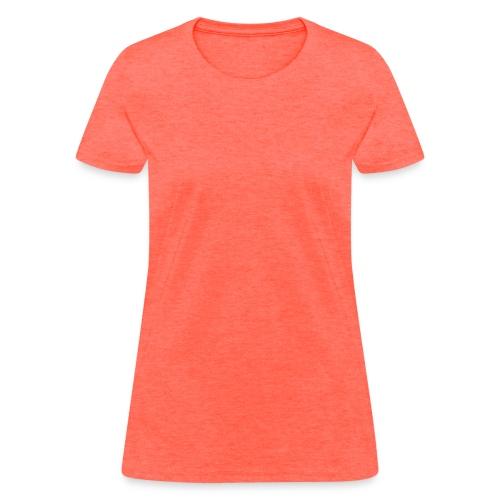 Equestrian Back print womans - Women's T-Shirt