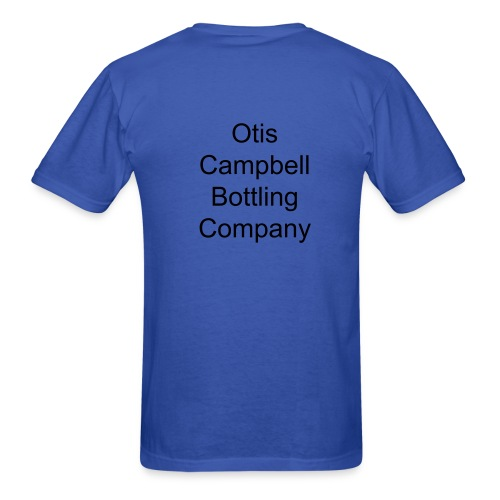 Otis campbell - Men's T-Shirt